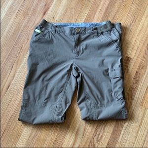 Duluth Trading Co. pants with 9 pockets